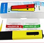 เครื่องวัดค่าน้ำ PH meter ดิจิตอลแบบปากกา