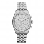 นาฬิกาข้อมือ Michael Kors รุ่น MK5555 Michael Kors Women's Quartz Watch Lexington Chronograph Watch MK5555 Size 38 mm