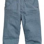 H&M : กางเกงขาสั้น รุ่น Clamdiggers (มีสายปรับเอว) size : 1.5-2y / 2-3y / 3-4y
