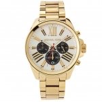 นาฬิกาข้อมือ Michael Kors MK5838 Ladies Gold Wren Chronograph Watch