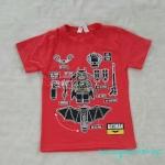 H&M เสื้อยืด batman สีแดง