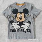 Disney เสื้อยืด ผ้าCotton ลาย มิกกี้เมาส์ size : 3-4y (104)