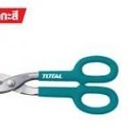 """กรรไกรตัดสังกะสีปากตรง ขนาด10"""" (254 mm) รุ่นงานหนัก TOTAL รหัส THT524101"""
