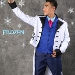เช่าชุดแฟนซี &#x2665 ชุดแฟนซี เจ้าชาย ฮานซ์ จากเรื่อง Frozen