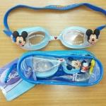 แว่นตาว่ายน้ำ ลายมิกกี้เมาส์