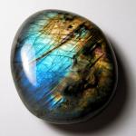 หิน ลาบราดอไรต์ Labradorite