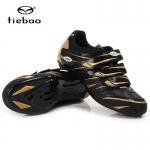 รองเท้าจักรยานเสือหมอบ TIEBAO รุ่น TB36-B816 สีทองดำ