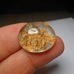 แก้วปวกทอง น้ำใสสะอาด A+++ สวยงาม ขนาด 2.4*1.9 cm