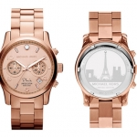 นาฬิกาข้อมือ Michael Kors รุ่น MK5716 Michael Kors Runway Paris Limited Edition Rose Gold MK5716 Size 38 mm