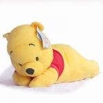 ตุ๊กตาหมีพูหมอบหันข้าง ยาว 30 cm