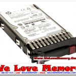 507129-002 HP 146GB 10K RPM SAS 2.5 Inch Hard Drive
