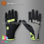 ถุงมือจักรยานเต็มนิ้ว รุ่น Mandater