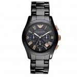 นาฬิกาข้อมือ Armani AR1410 Ceramica Watch AR1410 | EMPORIO ARMANI