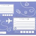ซองไปรษณีย์พลาสติก สีม่วง ขนาด 10 X 13 นิ้ว (25.5 X 33 ซม.) ซองละ 2.6 บาท