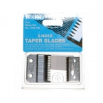 WAHL One Blade Set No.1006-400 2-Hole Taper Blades