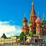 ทัวร์รัสเซีย จัตุรัสแดง พระราชวังเครมลิม 5 วัน 3คืน TG