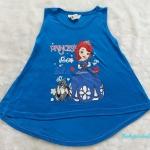 H&M : เสื้อกล้ามลายเจ้าหญิงโซเฟีย สี น้ำเงิน