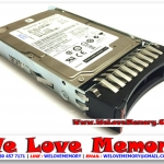 42D0632 42D0633 IBM 146GB 10K RPM SAS 6GBPS 2.5INC SFF HS W/TRAY HDD