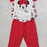 Set เสื้อ กางเกง minnie mouse สวยๆ Size M(4-6y) / L(6-8y) / XL(8-10y)