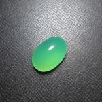 หยกออสเตเรีย หินแห่งสุขภาพ ขนาด 1.6*1.1mm ขนาดหัวแหวนและจี้