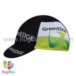 หมวกแก๊บ GreenEDGE 16 (01) สีดำเขียวขาว