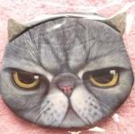 กระเป๋าแมวหน้ากวน