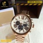 Michael Kors Rose -Tone Wren Watch MK5712 Rosegold MK538 Gold รุ่นอั้ม หรือรุ่นมิ๊กกี้เมาส์