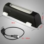 ไฟจักรยาน COMET รุ่น FY-306 ชาร์ต USB