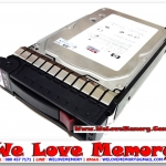 384854-B21 HP 146GB 15K RPM SAS 3.5INC DUAL PORT HOT-SWAP W/TRAY HDD