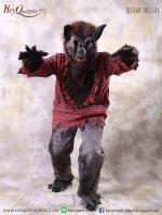 &#x2724 ชุดแฟนซี เช่าชุดแฟนซี ชุดมนุษย์หมาป่า Werewolf