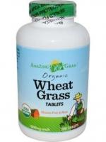 Amazing Grass, Organic Wheat Grass Tablets, 1000 mg, 200 Tablets
