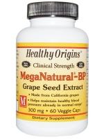Healthy Origins, MegaNatural-BP Grape Seed Extract, 300 mg