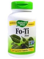 Nature's Way, Fo-Ti Root, 610 mg, 100 Veggie Caps