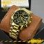 นาฬิกาข้อมือ Michael Kors MK5739 Michael Kors Bradshaw Chronograph Black Dial Gold Tone Ladies Watch MK5739 Size 43 mm thumbnail 8