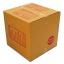 กล่องไปรษณีย์ฝาชนเบอร์ CD ขนาด 15 X 15 X 15 cm. ใบละ 4 บาท thumbnail 1