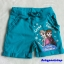 H&M : กางเกงขาสั้น ผ้า cotton ยืด สกรีนลาย Frozen สีเขียว size 1-2y thumbnail 1