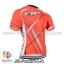 เสื้อจักรยานแขนสั้นทีม Fox 2014 สีแดง สั่งจอง (Pre-order) thumbnail 1