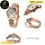 Michael Kors Lexington White Dial Rose Gold-tone Ladies Watch MK3230 thumbnail 5