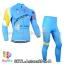 ชุดจักรยานแขนยาวทีม Astana 14 สีฟ้า สั่งจอง (Pre-order) thumbnail 1