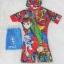ชุดว่ายน้ำบอดี้สูทลาย Ben 10 สีแดง ซิปหน้า พร้อมหมวกและ ถุงผ้า Size : XS (3-4y) thumbnail 1
