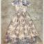 Dress ชุดกระโปรงยาว thumbnail 6