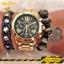 นาฬิกาข้อมือ Michael Kors MK5739 Michael Kors Bradshaw Chronograph Black Dial Gold Tone Ladies Watch MK5739 Size 43 mm thumbnail 5