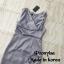 Dress แขนกุดคอถ่วง thumbnail 10