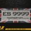 กรอบป้ายทะเบียนรถยนต์ ลายธงชาติอังกฤษ License plate - Basic Union jack: