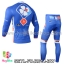 ชุดจักรยานแขนยาวทีม FDJ 14 สีฟ้าขาว สั่งจอง (Pre-order) thumbnail 2