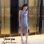 Dress แขนกุดคอถ่วง thumbnail 7