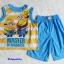Set เสื้อกล้าม Minion + กางเกง size 8 , 10/12 thumbnail 1