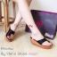 รองเท้าส้นเตารีดสวมนิ้วโป้ง thumbnail 4