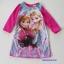 Disney : ชุดนอนแขนยาว ผ้าสำลี พิมพ์ลายเจ้าหญิงแอนนา เอลซ่า สีชมพูเข้ม size : 12m / 18m / 24m thumbnail 1