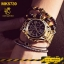 นาฬิกาข้อมือ Michael Kors MK5739 Michael Kors Bradshaw Chronograph Black Dial Gold Tone Ladies Watch MK5739 Size 43 mm thumbnail 4